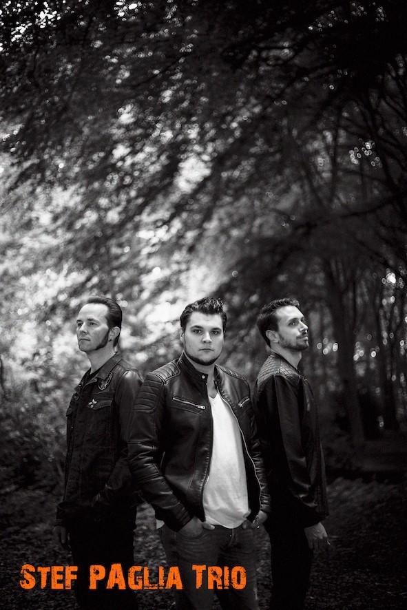 Stef Paglia Trio